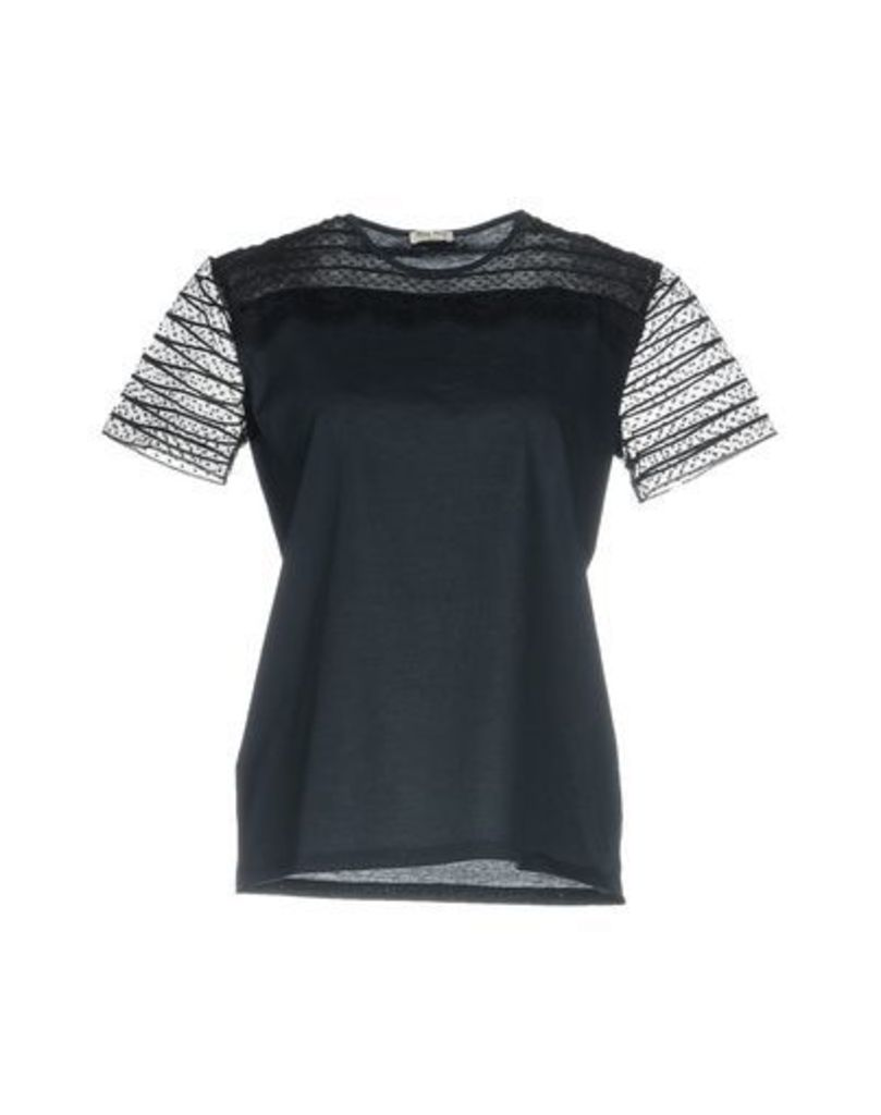 MIU MIU TOPWEAR T-shirts Women on YOOX.COM