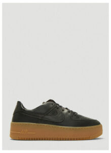 Nike Air Force 1 Sage Low LX Sneakers in Black size US - 10