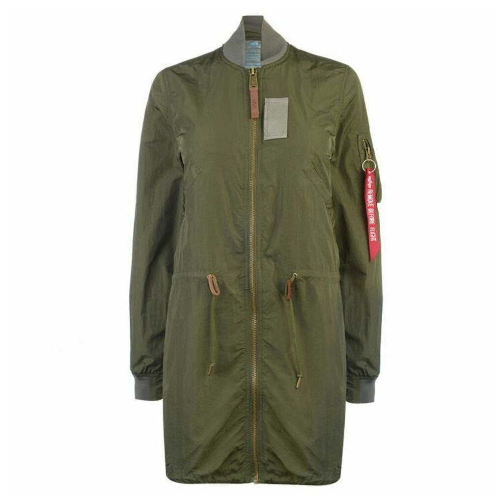 Alpha Industries MA 1 Fishtail Jacket