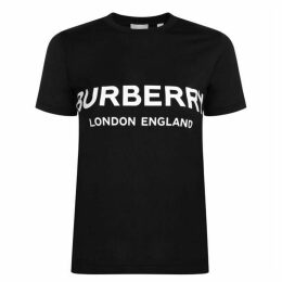 BURBERRY Logo T Shirt