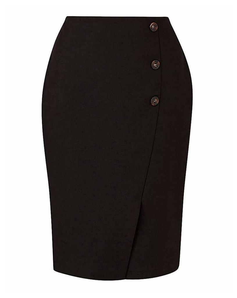 Workwear Pencil Skirt Petite