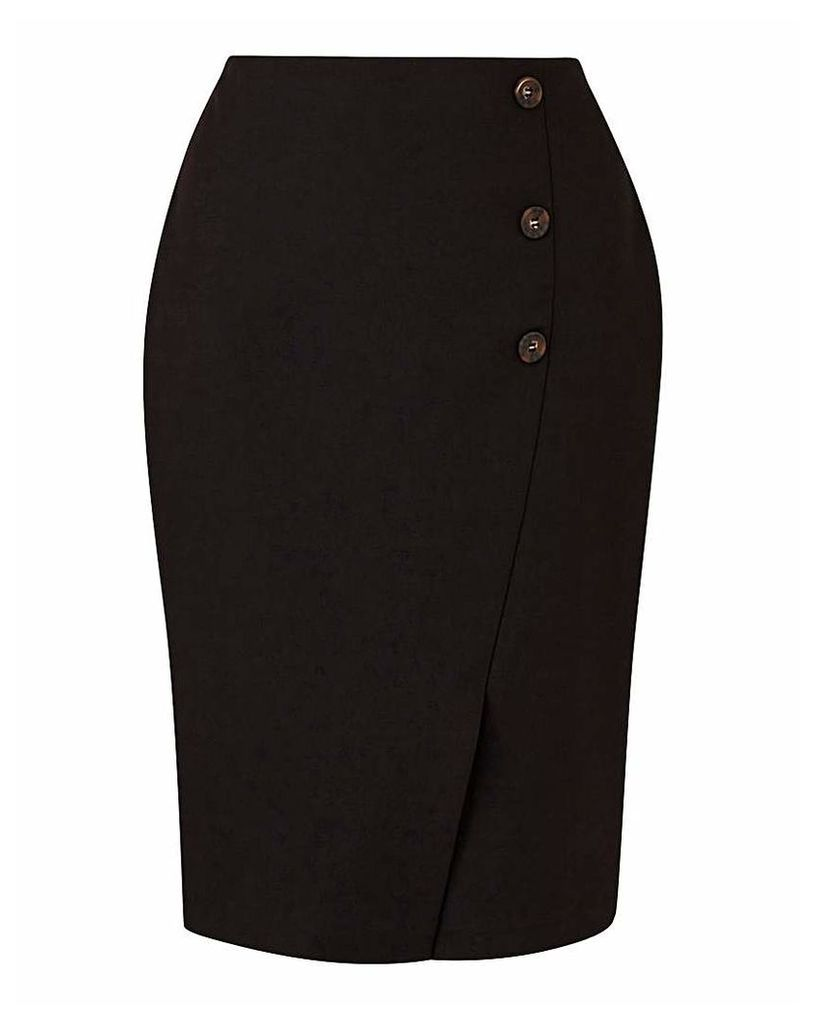 Workwear Pencil Skirt Petite