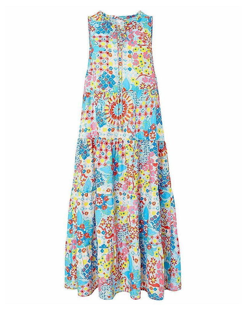 Monsoon Iggy Tierred Maxi Dress