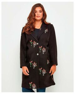 Joe Browns Embroidered Coat