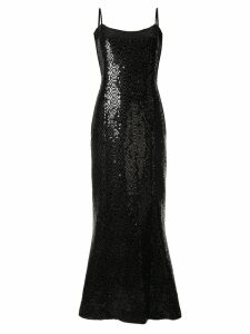 Chanel Pre-Owned sequined dress - Black