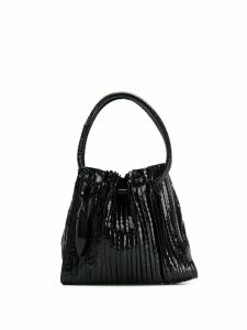 Giorgio Armani Pre-Owned 2000's bucket bag - Black