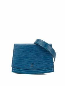 Louis Vuitton Pre-Owned Tilsitt belt bag - Blue