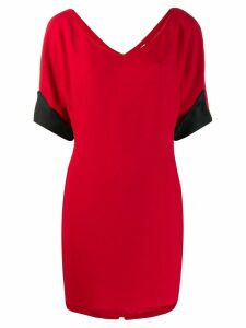 GIANFRANCO FERRE PRE-OWNED mini T-shirt dress - Red