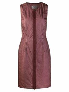 Maison Martin Margiela Pre-Owned straight short dress - Red