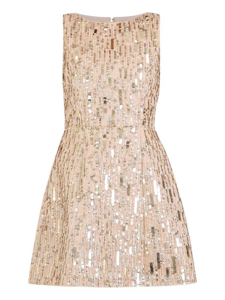 Alice + Olivia Sequinned Dress