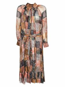 Zimmermann Ninety-six Smock Dress