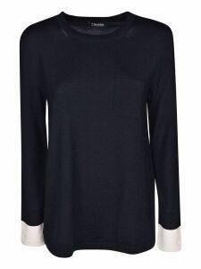 Max Mara Pocketed Sweatshirt