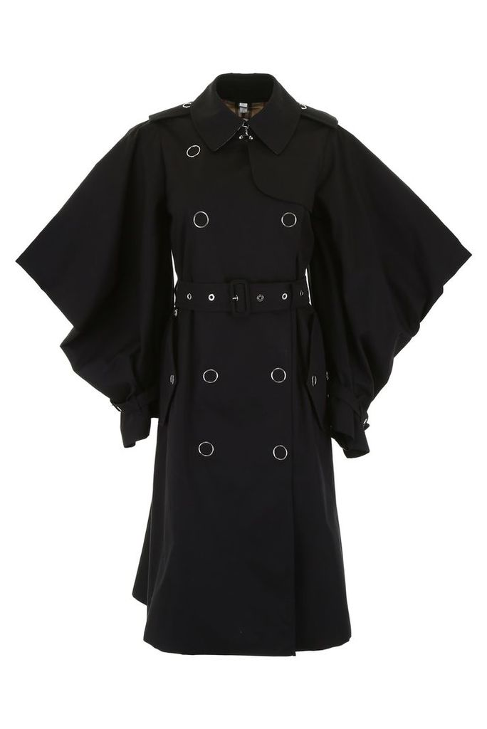 Burberry Cape-effect Trench Coat