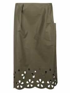 Sofie Dhoore Cut-out Detail Skirt