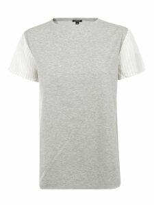 Aspesi Paneled T-shirt