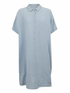 A Punto B Button-up Dress