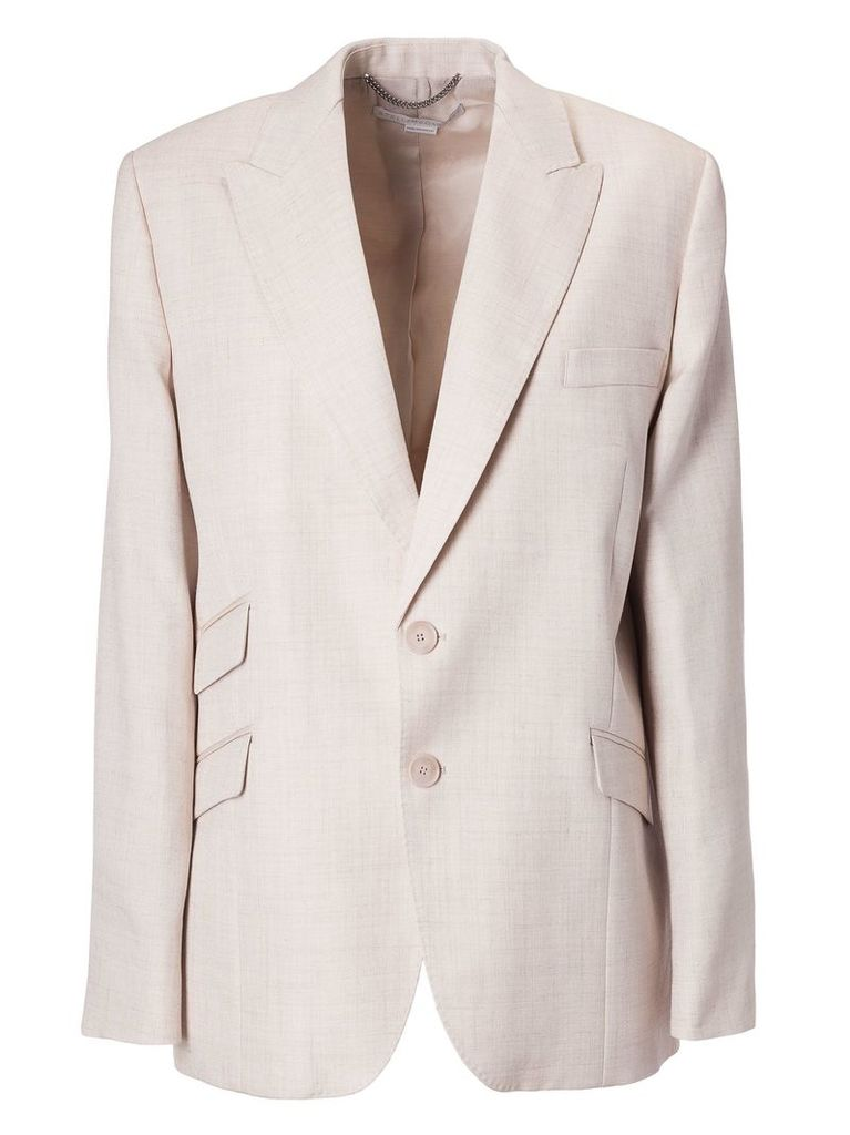 Stella Mccartney Single-breasted Blazer