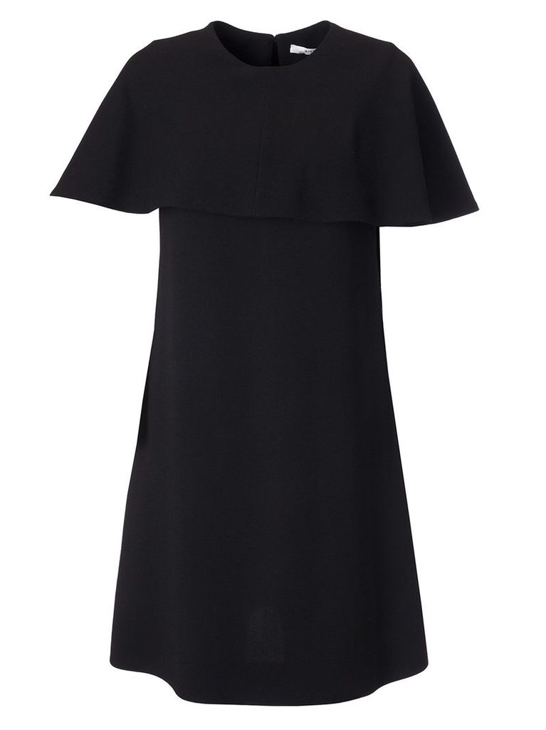 Givenchy Mid-length Cape Dress