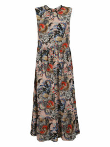 RED Valentino Wild Pride Print Dress