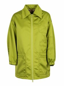 N.21 Oversized Fit Zipped Jacket