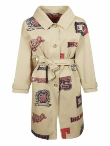 Tommy Hilfiger Printed Coat