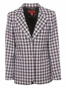 Tommy Hilfiger Checked Blazer