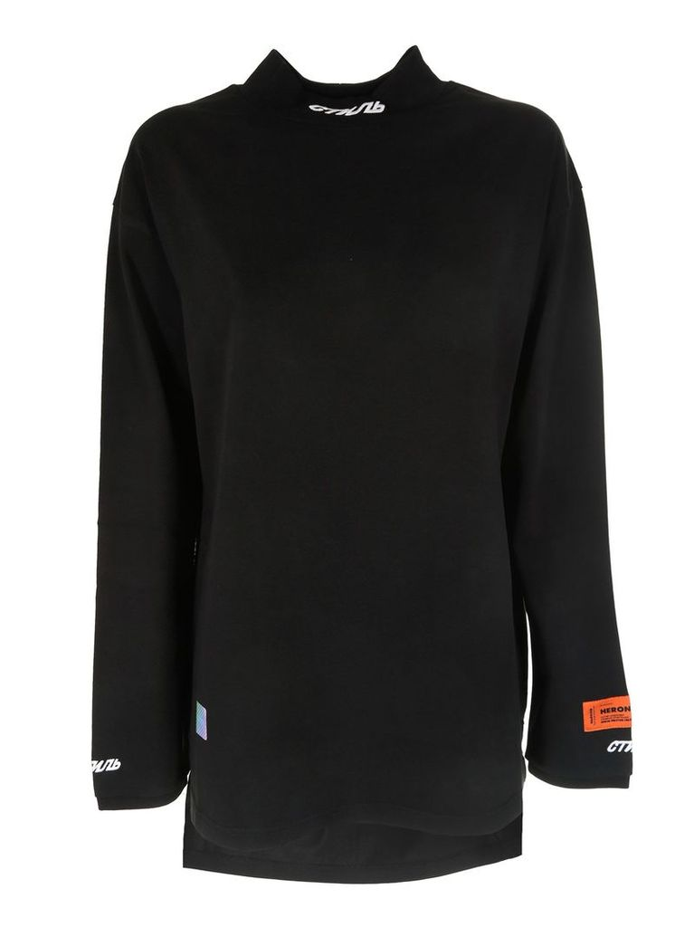 Heron Preston Turtleneck Sweatshirt