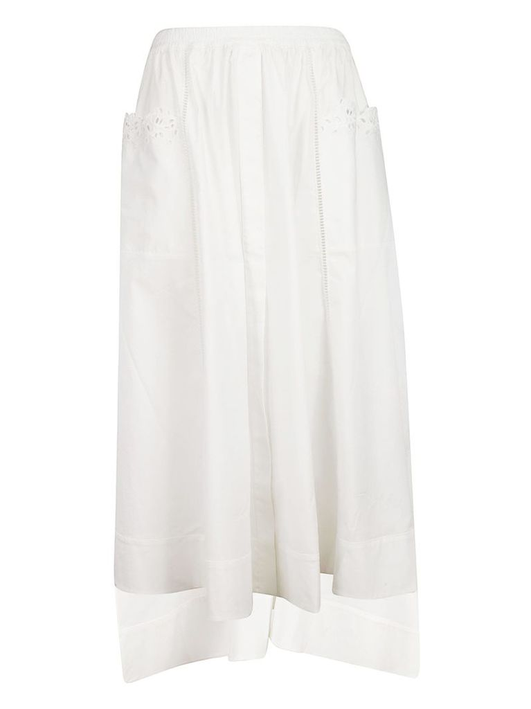 Ermanno Scervino High Low Skirt