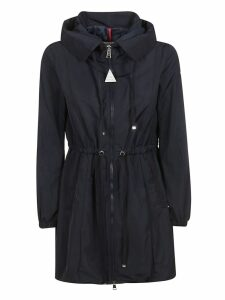 Moncler Fitted Waist Trench Coat