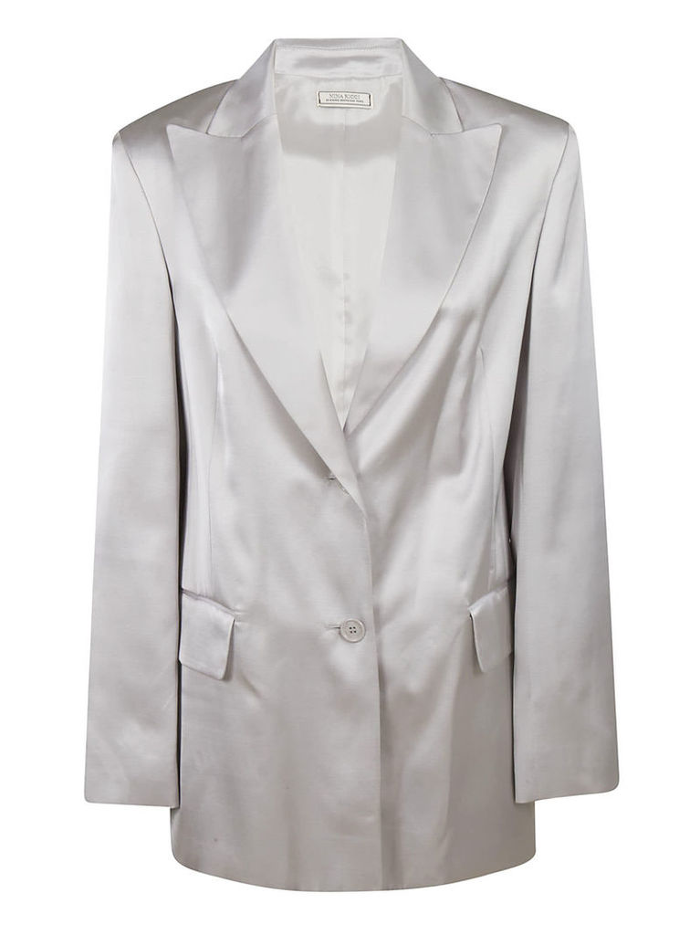 Nina Ricci Single Breasted Blazer