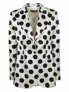 Dolce & Gabbana Polka Dot Blazer