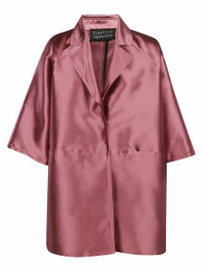 Gianluca Capannolo Emma Button Open Coat