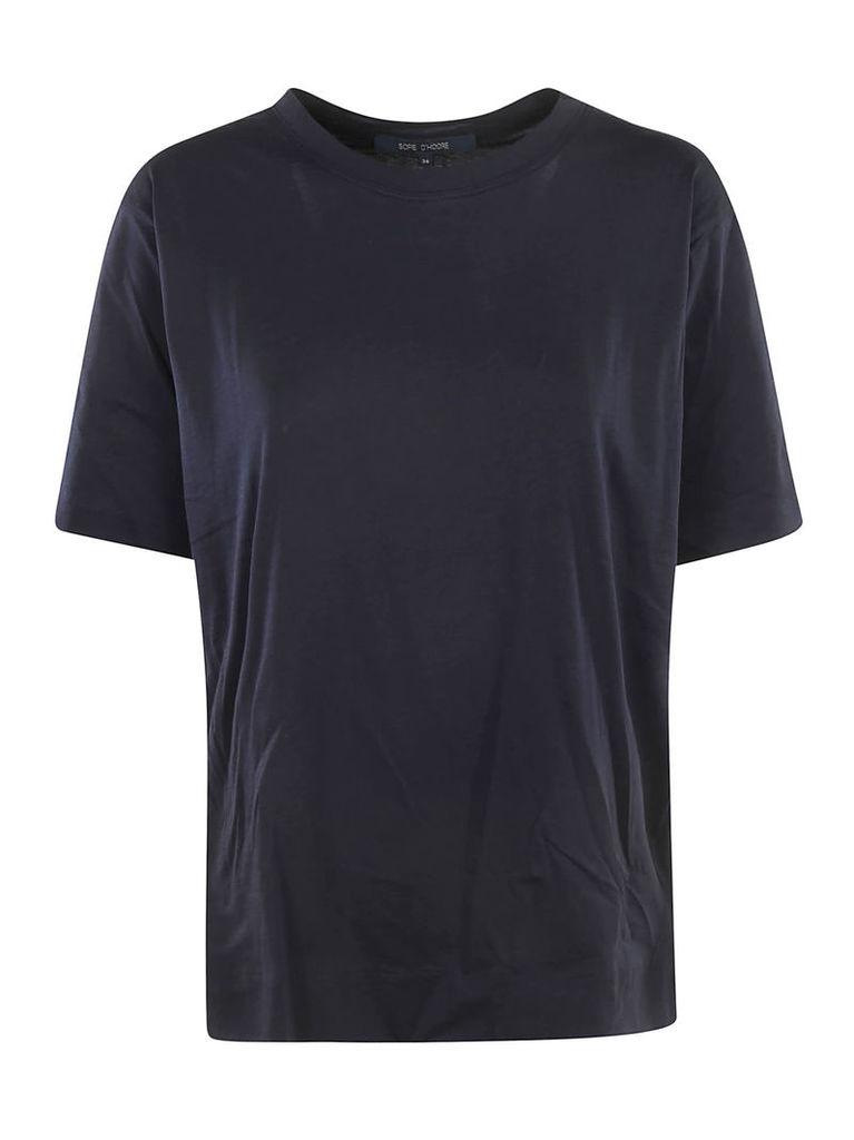 Sofie D'hoore Round Neck T-shirt