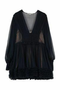 Stella McCartney Valda Chiffon Dress