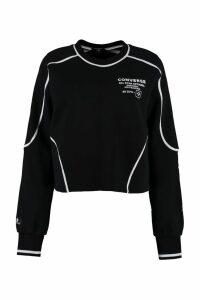 Converse Cotton Crew-neck Sweatshirt
