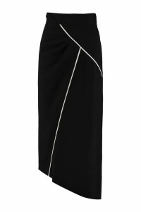 Givenchy Asymmetric Midi-skirt