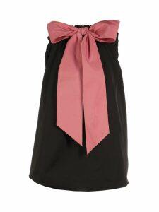 N.21 Bow-detail Dress