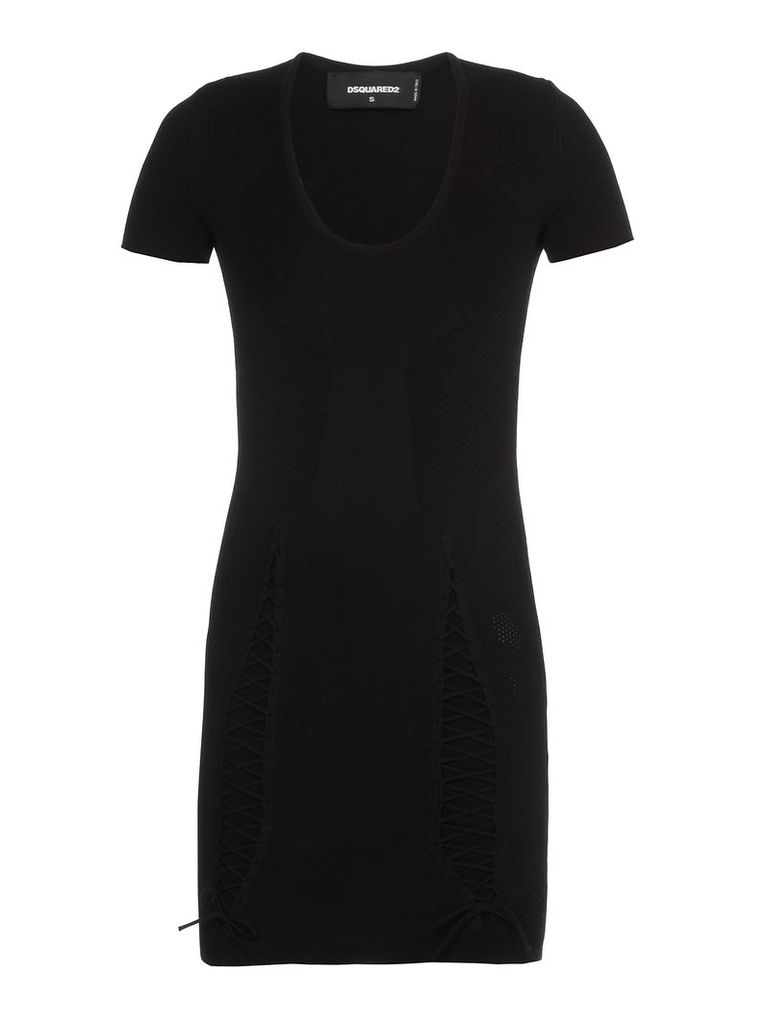 Dsquared2 Stretch Pencil Dress