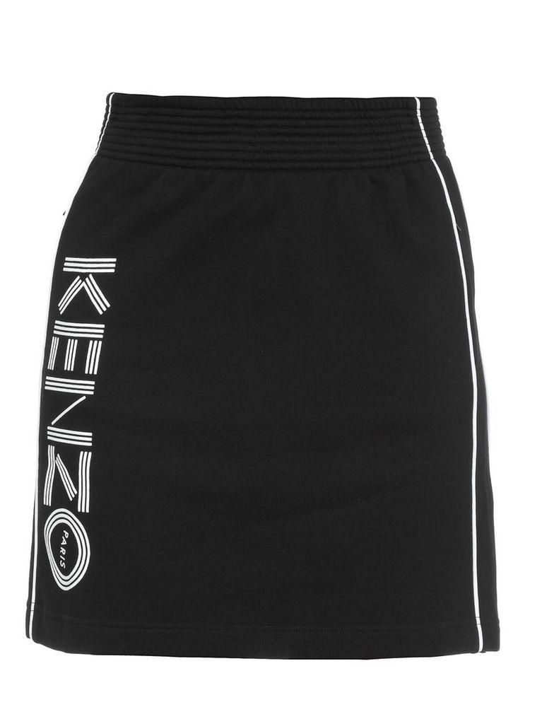 Kenzo Cotton Skirt