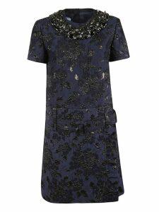 Prada Embellished Dress