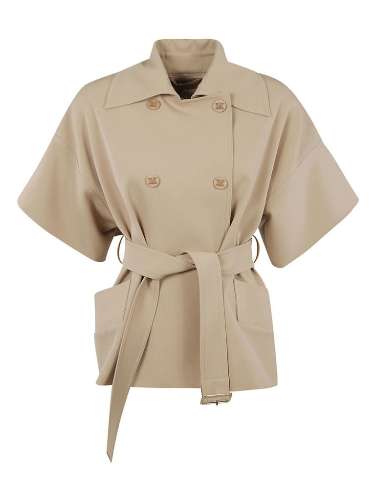 Max Mara Belted Trench