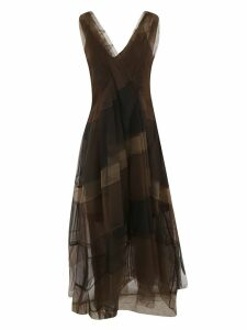 Brunello Cucinelli Tulle Dress