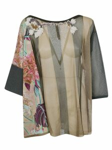 Antonio Marras Embellished Top