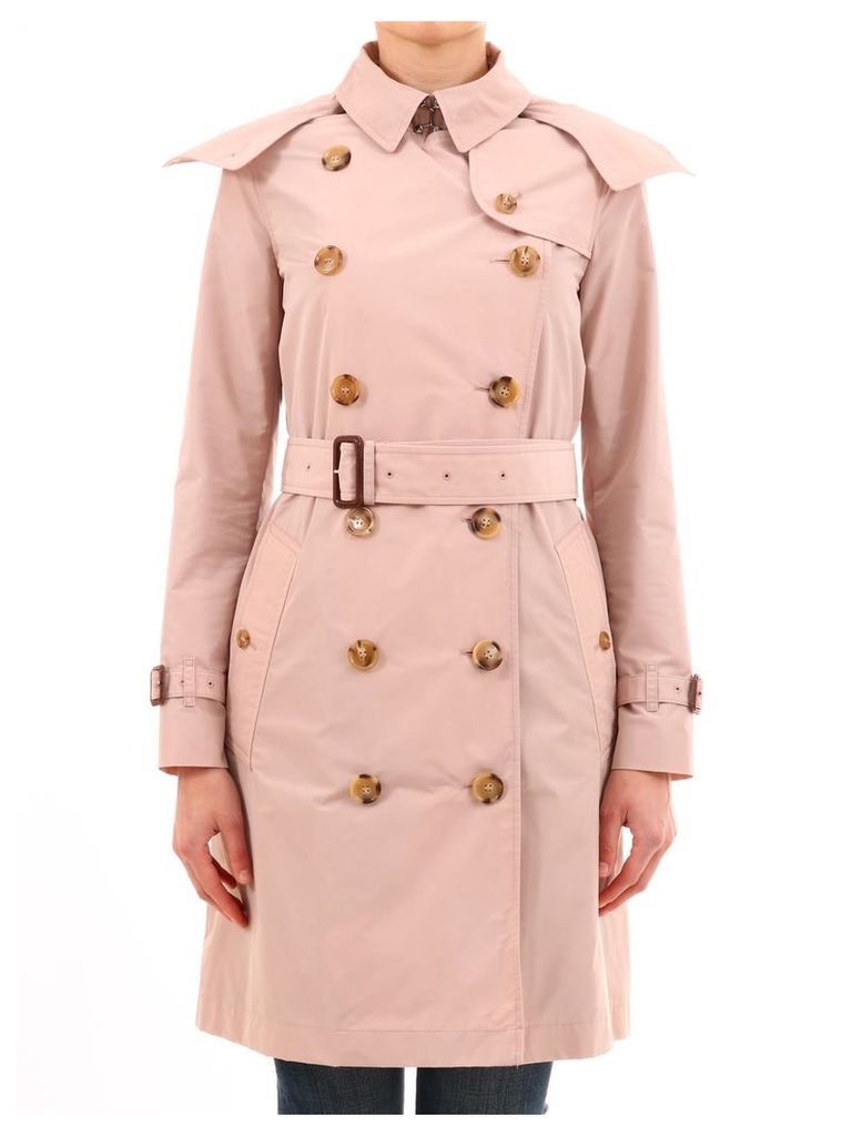 Burberry Trench Coat Kensington Pink