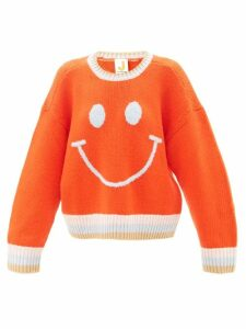 Emilia Wickstead - Marina Boat Print Cotton Poplin Mini Dress - Womens - Pink Print