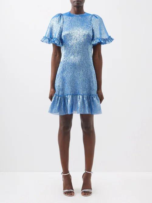 Zimmermann - Honour Cotton Pintuck Skirt - Womens - White