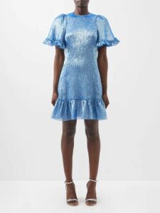Zimmermann - Honour Cotton Pintuck Skirt - Womens - White