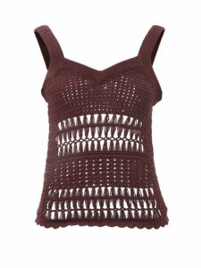Three Graces London - Mabelle Trapeze Maxi Dress - Womens - Yellow