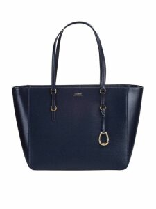 Ralph Lauren Tote Oxford leather bag
