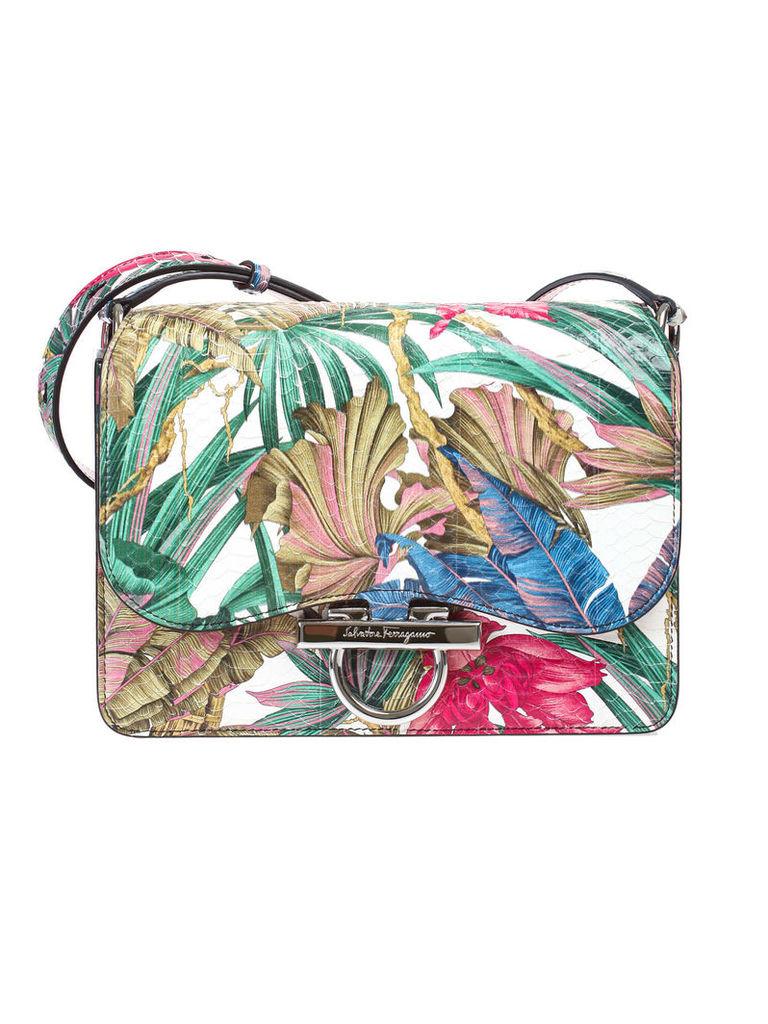 Salvatore Ferragamo classic flap bag